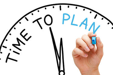 You have to set time aside to plan your way to success.