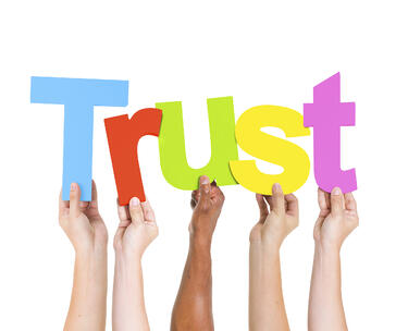 Trust starts with the facilities manager
