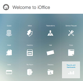 iOffice gives their IWMS software portal a new and improved look