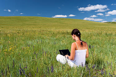 iOffice answers when wide open spaces and free range thinking arrive at the office.