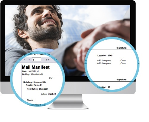 Mail Module - Integrated Workplace Management System