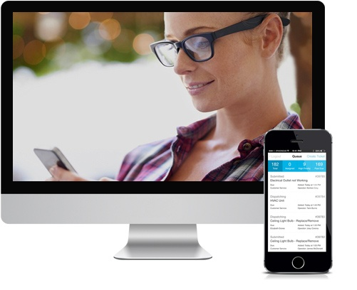 Service Request Module - Integrated Workplace Management System
