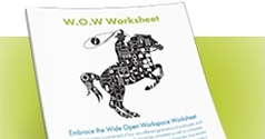 Wide Open Workspace Worksheet