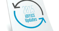 2015 iOFFICE FEATURE UPDATES