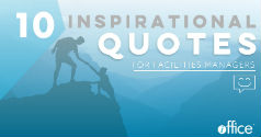 Inspirational Quotes for Facilities Managers