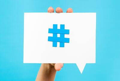 Twitter hashtags will help you locate new followers in your industry