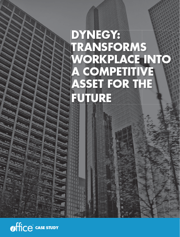 Dynegy: Transforms Workplace Into a Competitive Asset For The Future
