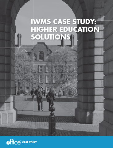 IWMS Case Study: Higher Education Solutions
