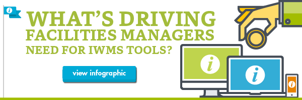 What's driving facilities managers need for IWMS Tools?